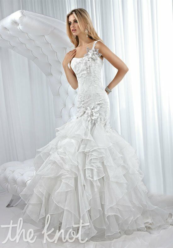 Impression Bridal 10090 Mermaid Wedding Dress