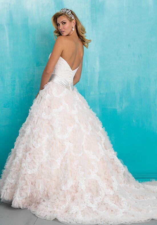 Allure Bridals 9315 Wedding Dress - The Knot