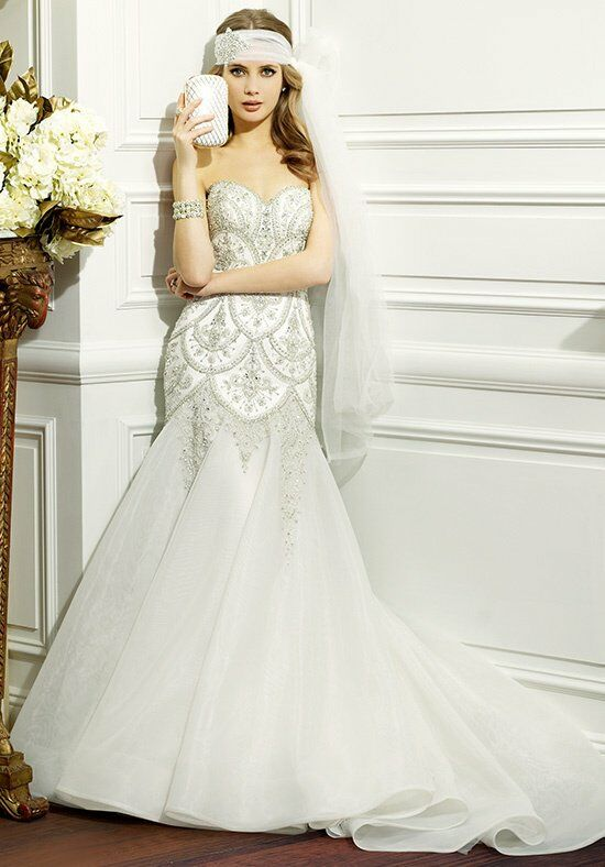 Val Stefani ISLA Mermaid Wedding Dress