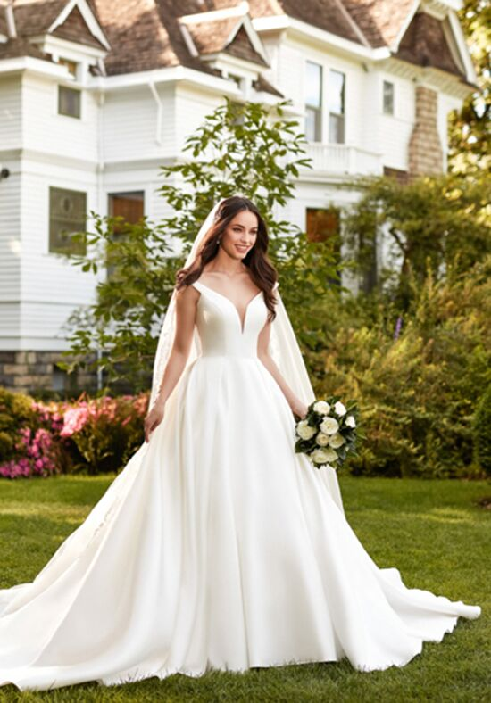 Martina Liana 981 Ball Gown Wedding Dress