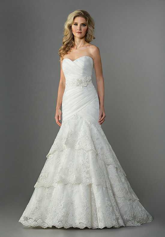 Jasmine Collection F161060 Mermaid Wedding Dress