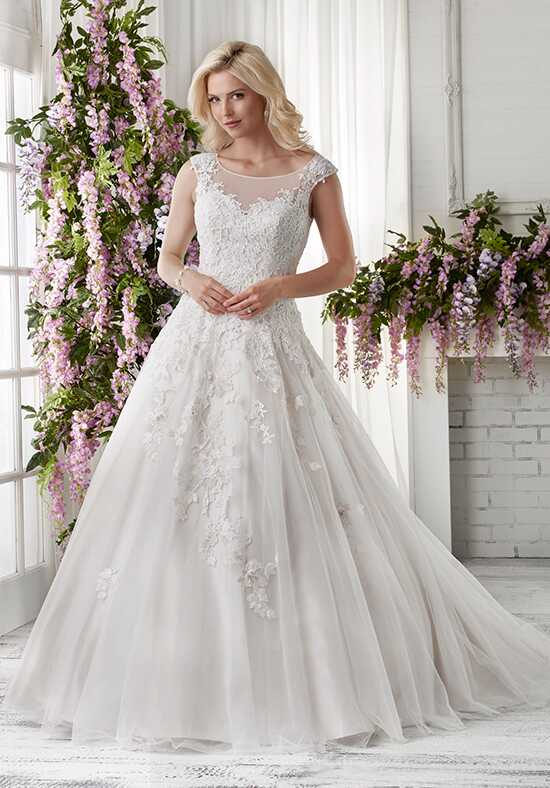 Bonny Bridal 611 Wedding Dress
