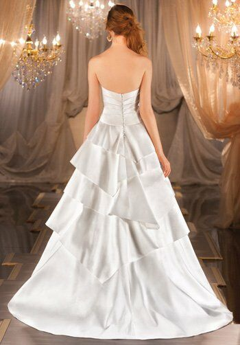 Martina Liana 401 Ball Gown Wedding Dress