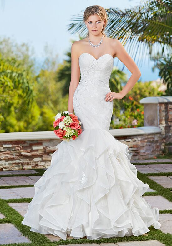 KITTYCHEN PHOEBE, H1750 Mermaid Wedding Dress