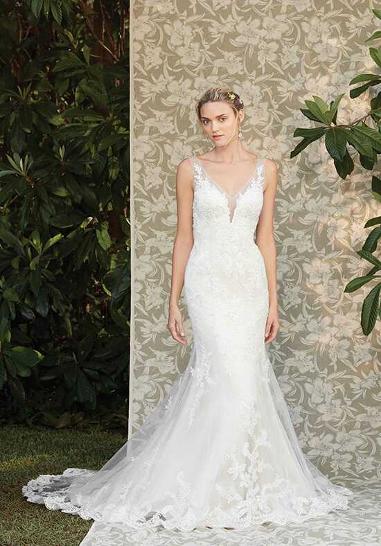 Casablanca Bridal Style 2286 Ivy Mermaid Wedding Dress