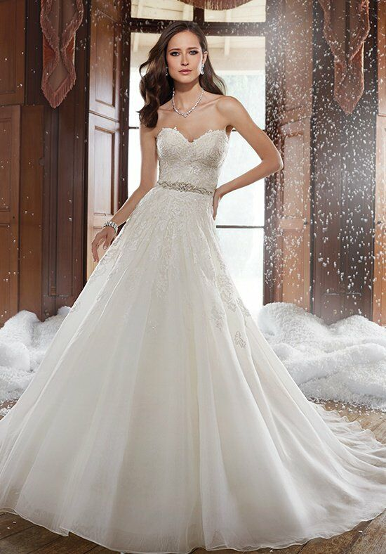 Sophia Tolli Y21503 - Peyton Wedding Dress - The Knot