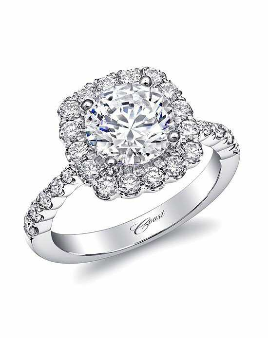 Coast Diamond Charisma Collection - LC10056 Engagement Ring photo