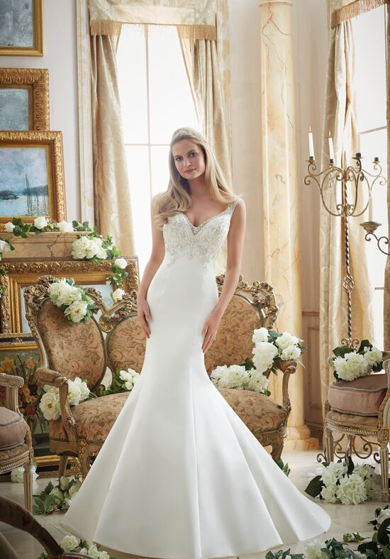 Morilee by Madeline Gardner 2893 Mermaid Wedding Dress