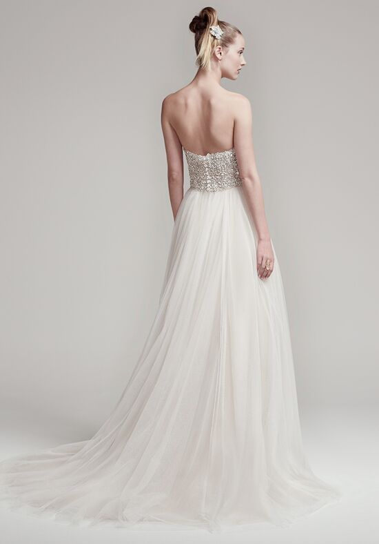 Sottero And Midgley Rosella Bodice Shardea Skirt Wedding Dress