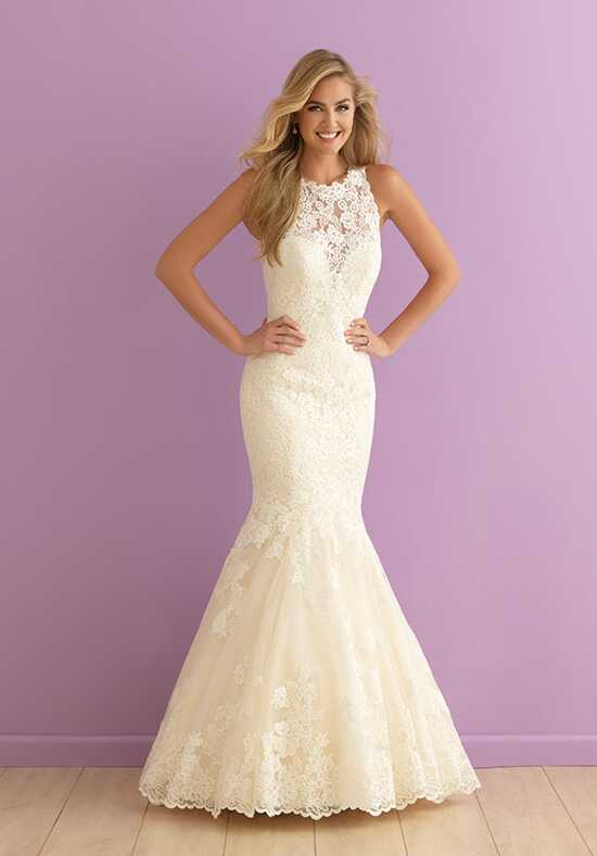 Allure Romance 2907 Mermaid Wedding Dress
