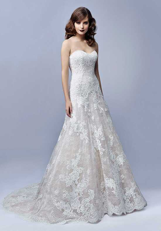Blue by Enzoani Joy A-Line Wedding Dress