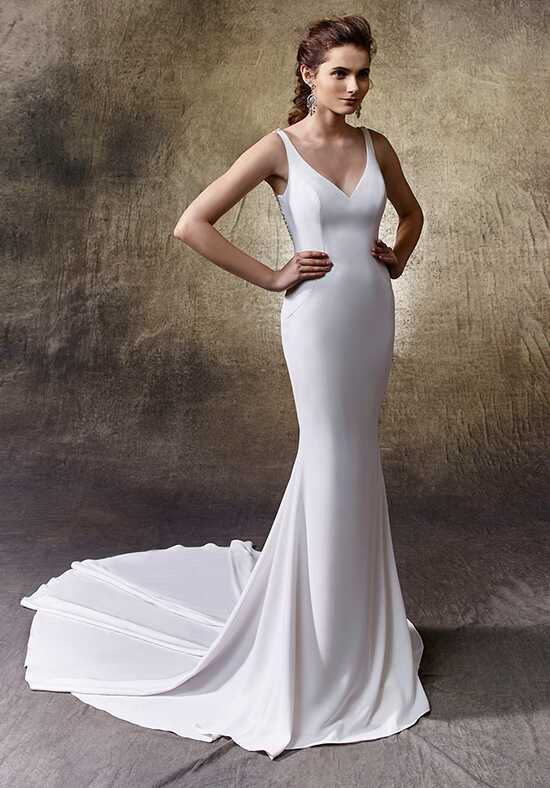 Enzoani Lacy Mermaid Wedding Dress