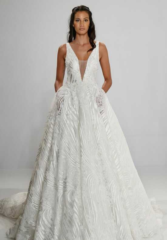Tony Ward for Kleinfeld Maeve A-Line Wedding Dress