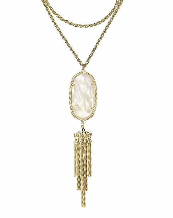 Kendra Scott Rayne Necklace in Ivory Wedding Necklace photo