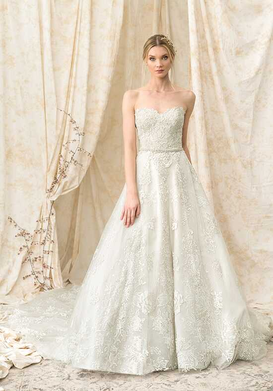 Justin Alexander Signature 9907 A-Line Wedding Dress