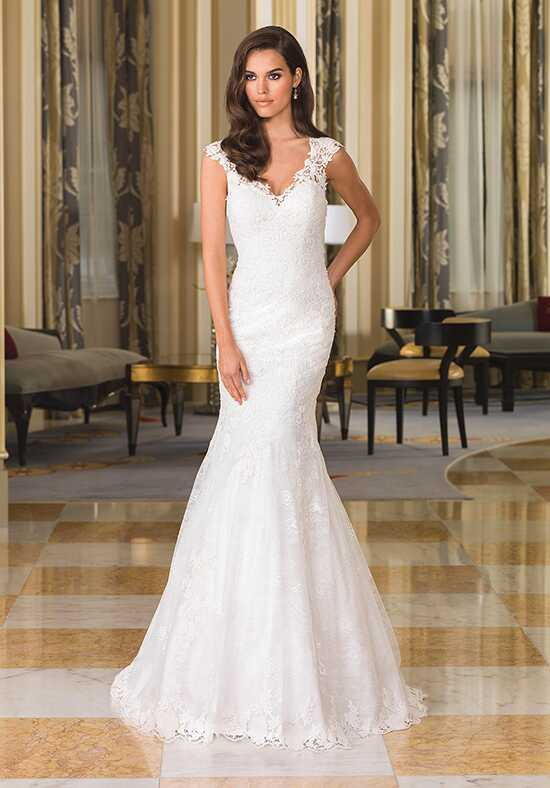 Justin Alexander 8858 Mermaid Wedding Dress