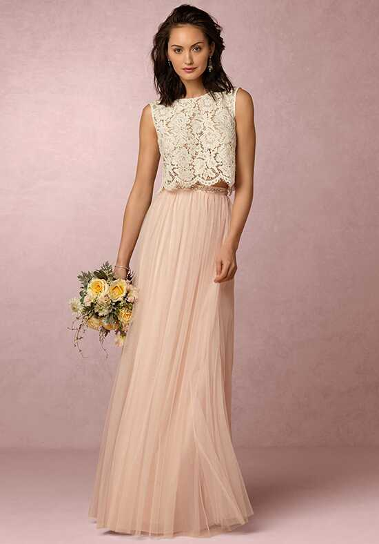 BHLDN (Bridesmaids) Cleo Top-Ivory Bridesmaid Dress photo