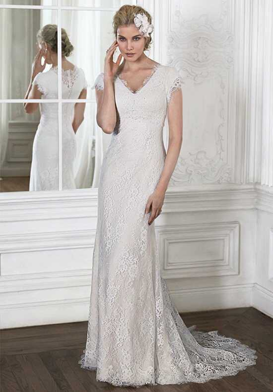 Maggie Sottero Leilani Sheath Wedding Dress
