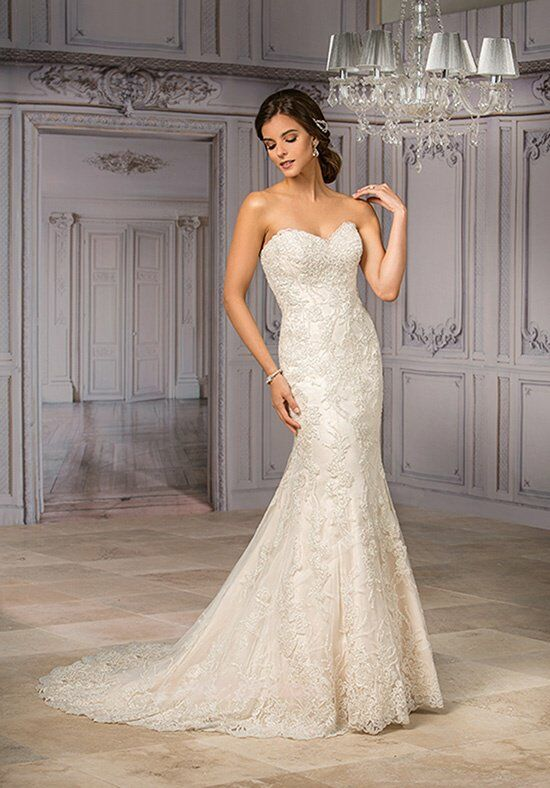 Jasmine Couture T182009 Mermaid Wedding Dress