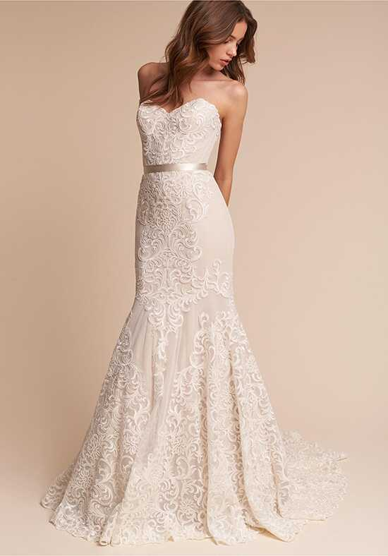 BHLDN Alice Mermaid Wedding Dress