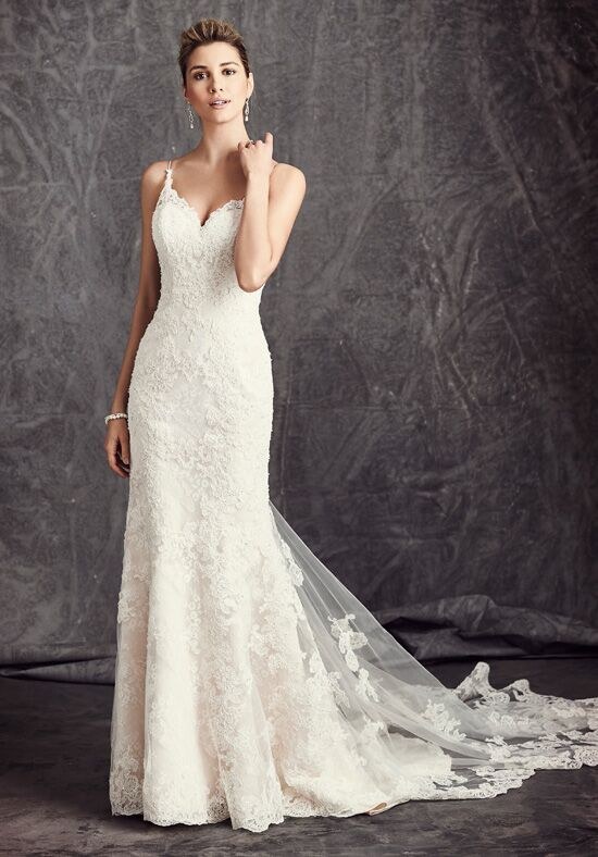 Kenneth winston ella rosa collection be295 wedding dress for Ella rose wedding dress