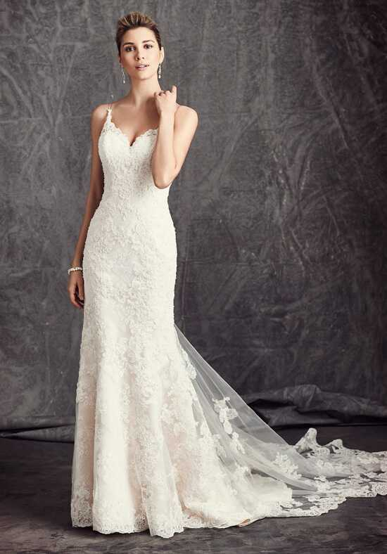 Kenneth Winston: Ella Rosa Collection BE295 Mermaid Wedding Dress
