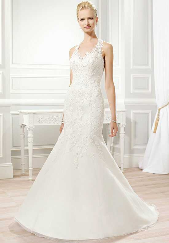 Moonlight Collection J6345 Mermaid Wedding Dress