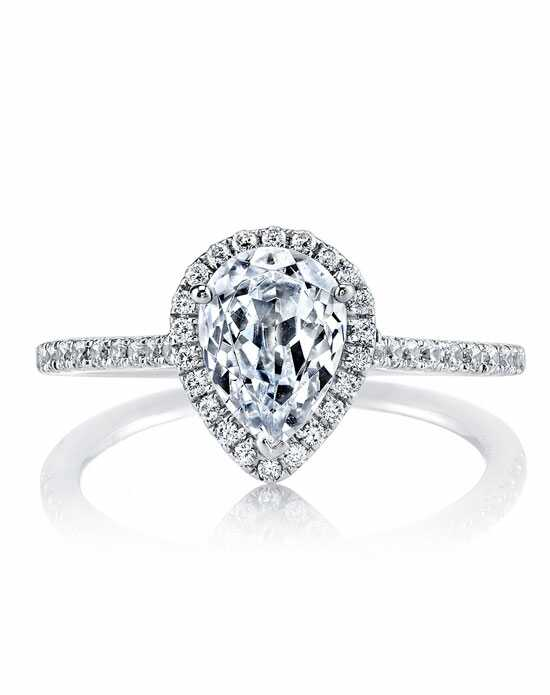 MARS Fine Jewelry Pear Cut Engagement Ring
