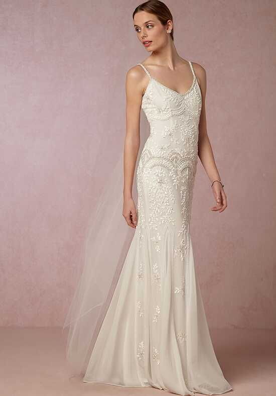 BHLDN Naomi Sheath Wedding Dress