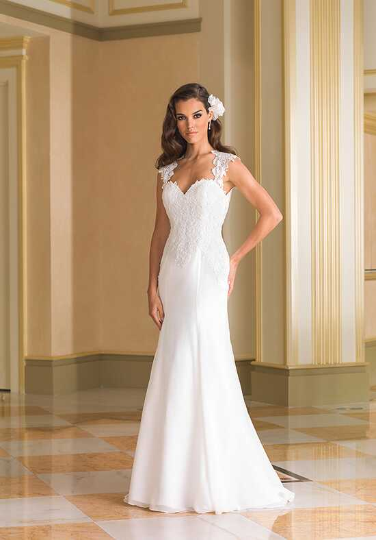 Justin Alexander 8867 Mermaid Wedding Dress