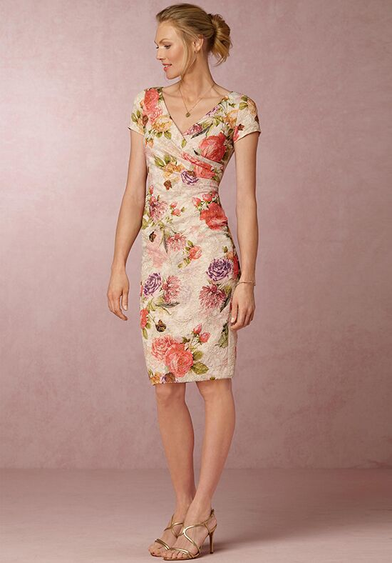 BHLDN (Mother of the Bride) Coraline Pink Mother Of The Bride Dress