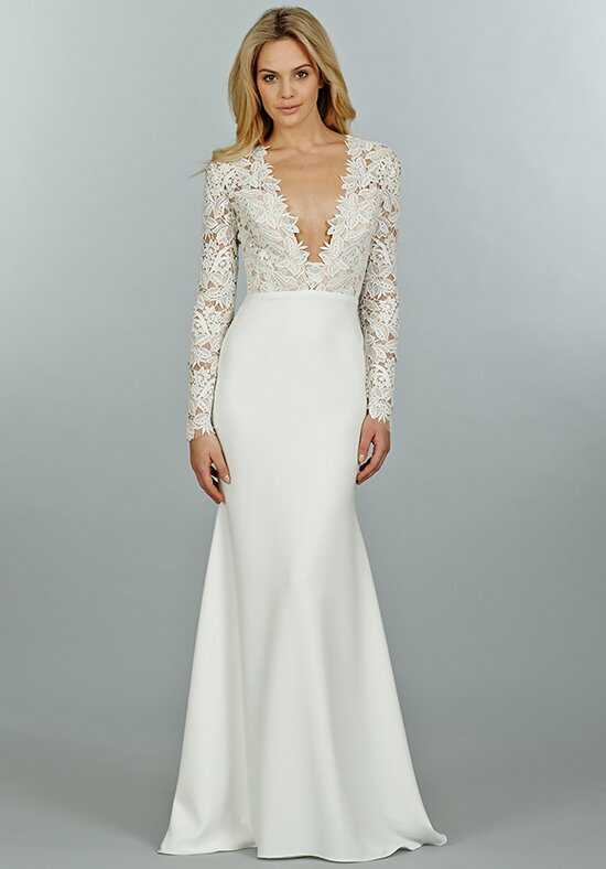 Tara Keely 2450 Sheath Wedding Dress