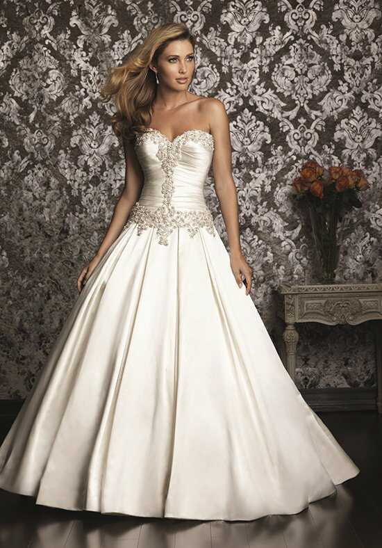 Allure Bridals 9003 Ball Gown Wedding Dress