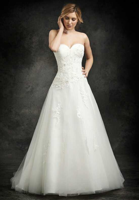 Ella Rosa BE245 A-Line Wedding Dress