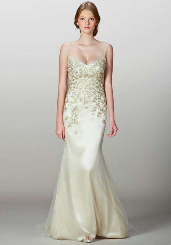 LIANCARLO 5840 Sheath Wedding Dress
