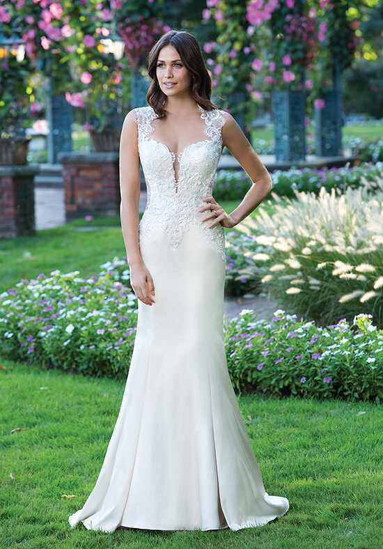 Sincerity Bridal 3921 Mermaid Wedding Dress
