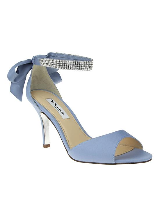 Nina Bridal Vinnie_Dusty Blue  Wedding Shoes photo