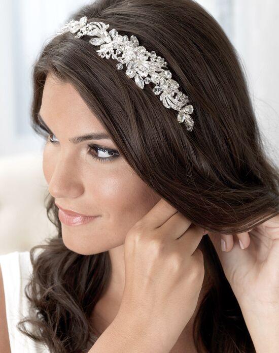 USABride Lucy Crystal & Rhinestone Headband Wedding Headband - The Knot