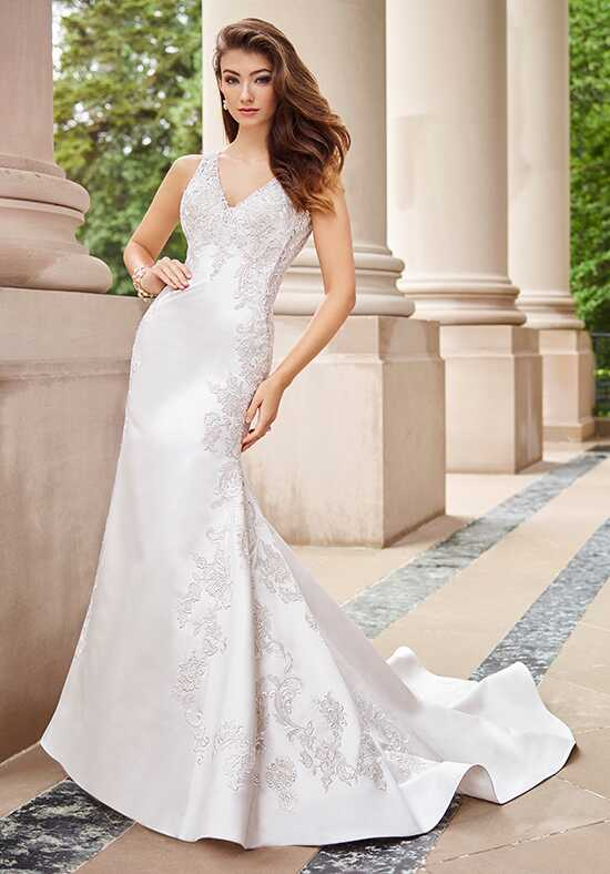 Martin Thornburg a Mon Cheri Collection 118262 Cadenza Mermaid Wedding Dress