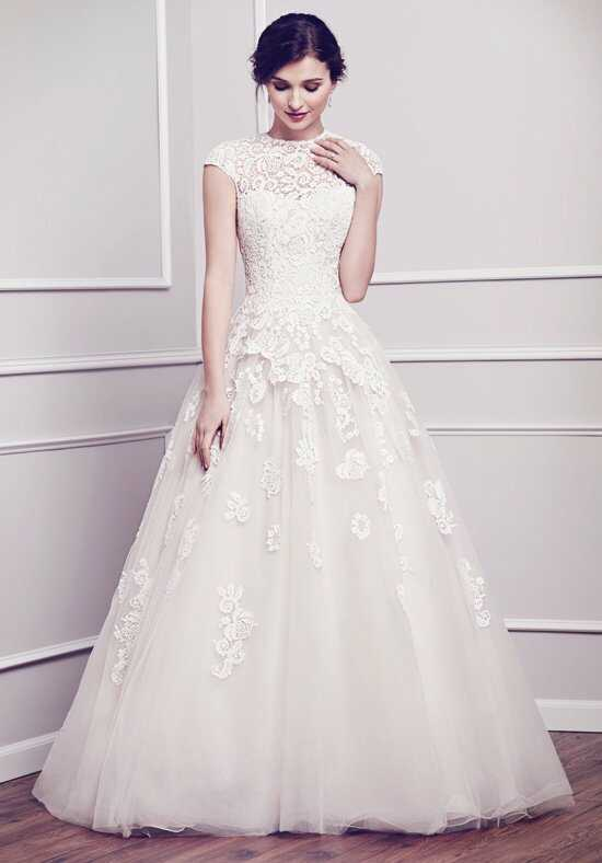Kenneth Winston 1578 Ball Gown Wedding Dress