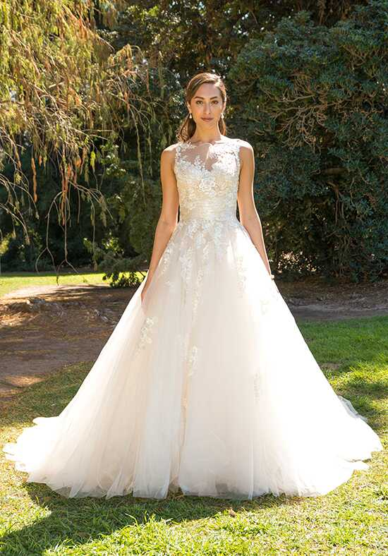Venus Bridal VE8398N Ball Gown Wedding Dress