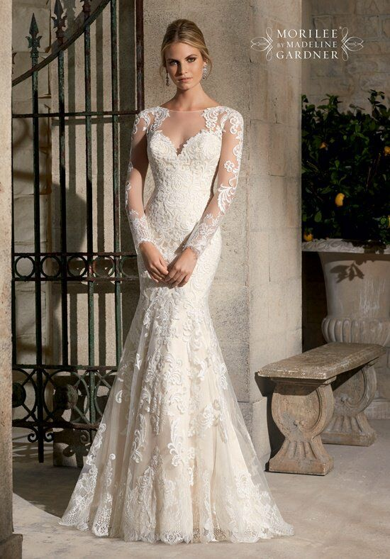 Morilee by Madeline Gardner 2725 Mermaid Wedding Dress