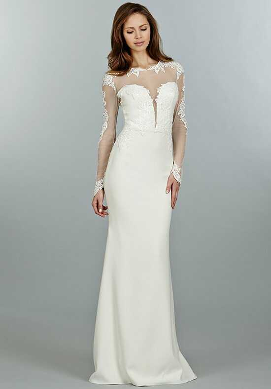 Tara Keely 2454 Sheath Wedding Dress