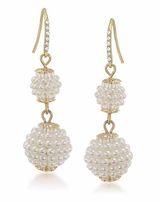 Carolee Jewelry 5476FW5078 Wedding Earring photo