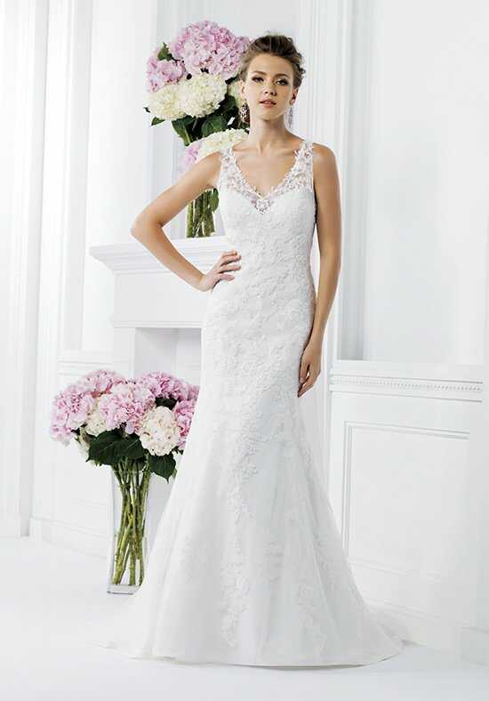 Jasmine Collection F161007 Mermaid Wedding Dress