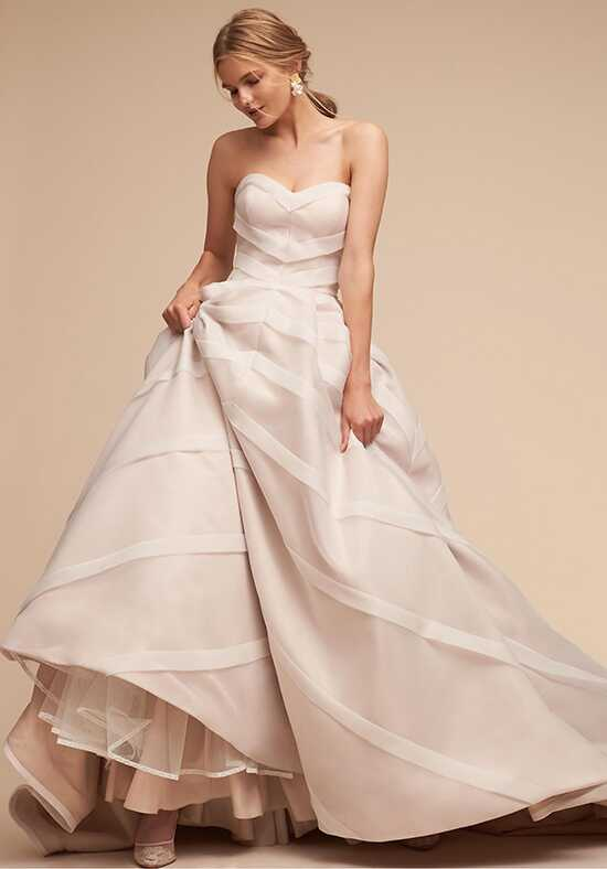 BHLDN Carlton Ballgown Ball Gown Wedding Dress