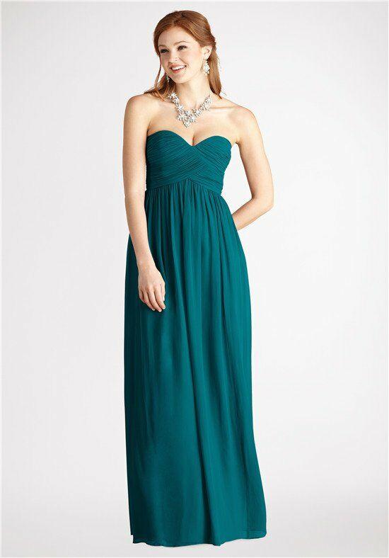 Donna Morgan Collection Laura - Victorian Jade Bridesmaid Dress ...