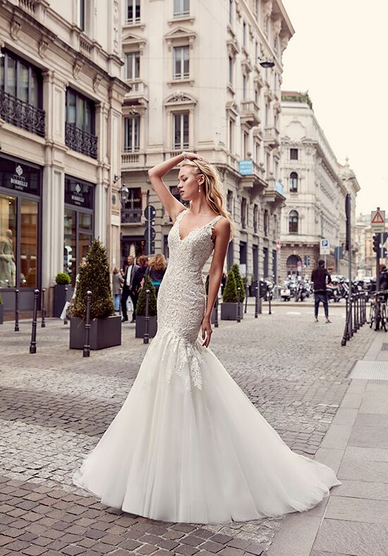 Eddy K MD232 Mermaid Wedding Dress