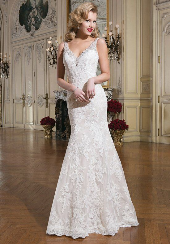 Justin Alexander 8737 Mermaid Wedding Dress