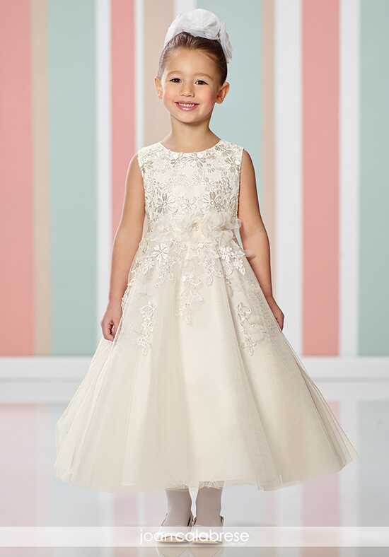 Joan Calabrese by Mon Cheri 216308 Flower Girl Dress photo